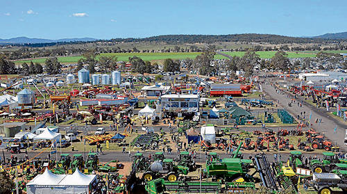 Gunnedah AGQUIP Field Days 2019