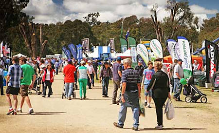 Henty Machinery Field Days 2019