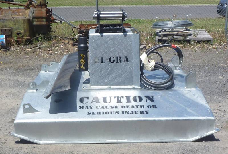 Hydraulic Slasher