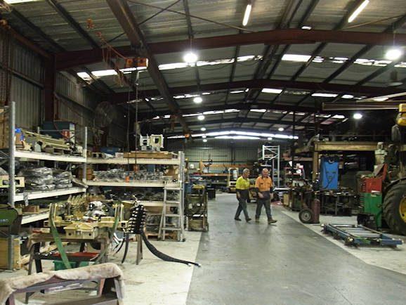 ELGRA Engineering Centre, Nowra, NSW